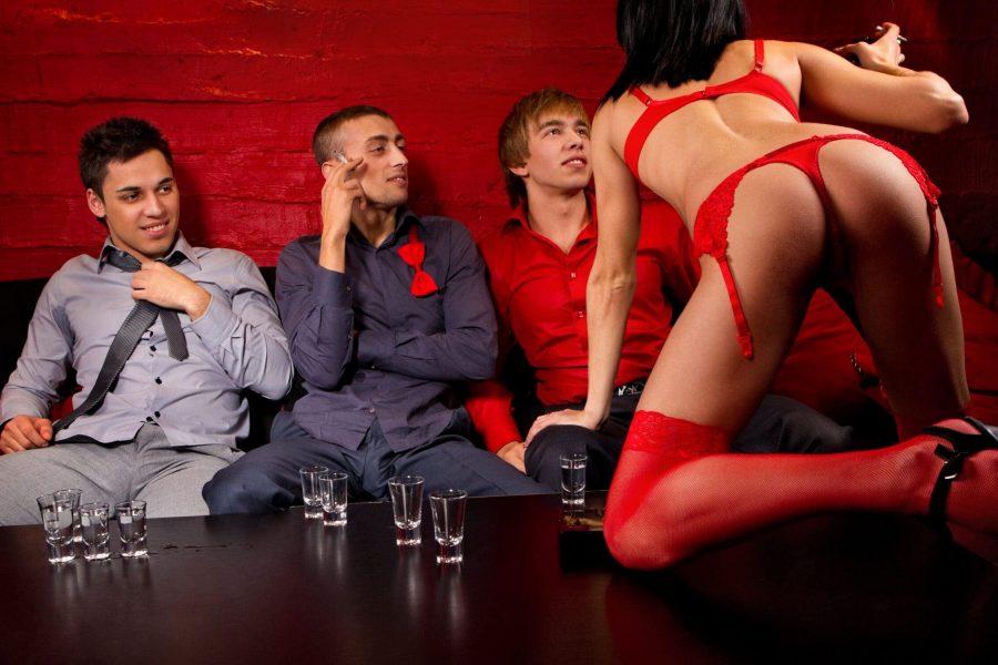 Striptérka na vaši party na chatě